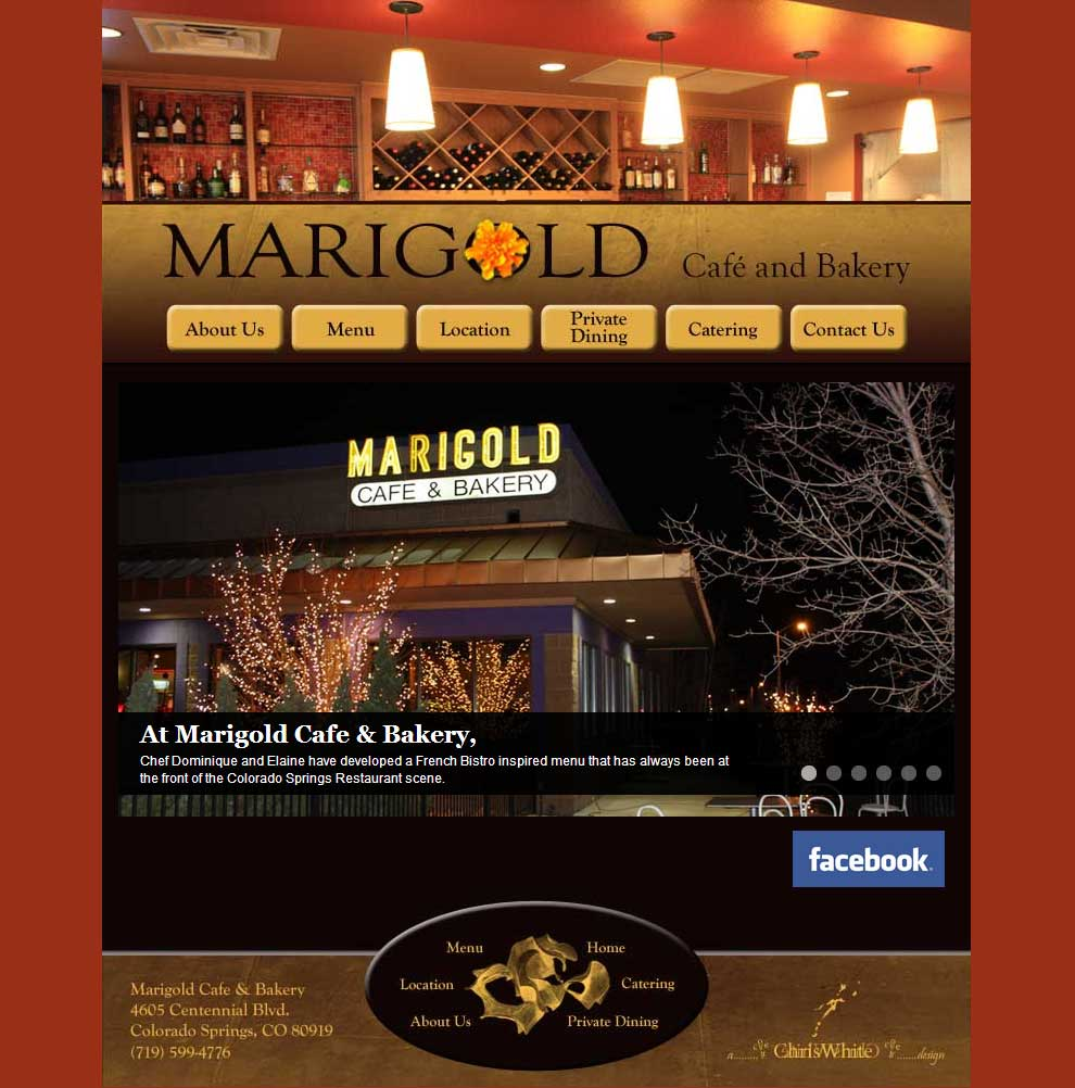 Marigolds Cafe And Bakery Hours